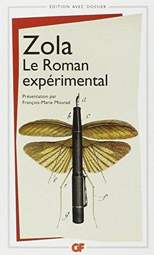 Le Roman expérimental