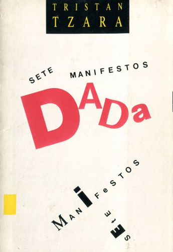 Dada Manifesto