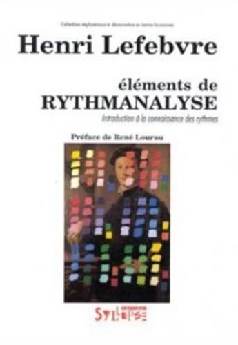 Eléments de Rythmanalyse