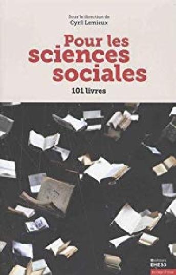 Pour les sciences sociales 101 livres