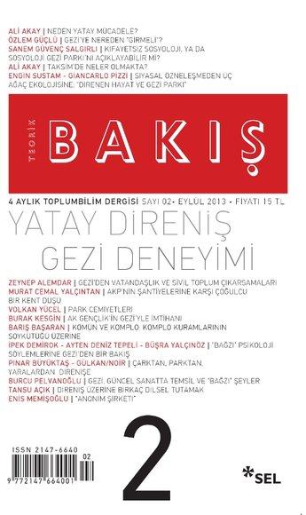 Teorik Bakış 2 / Gezi Deneyimi: Yatay Direniş