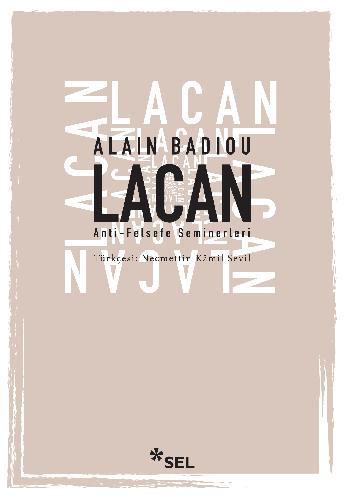 Lacan: Anti-Felsefe Seminerleri, 1994 - 1995