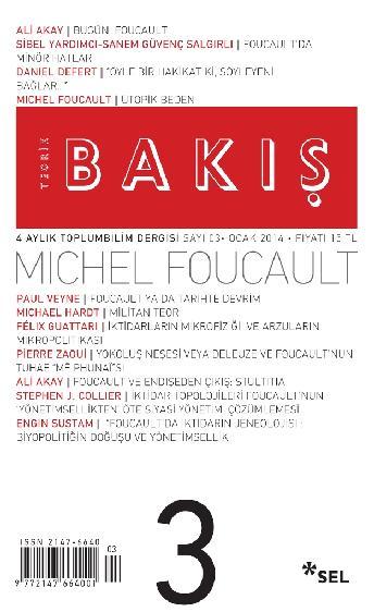 Teorik Bakış 3-Michel Foucault